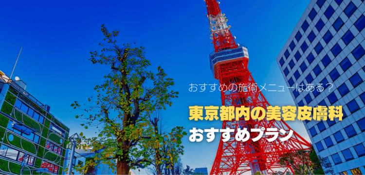 東京都内で人気の美容皮膚科について