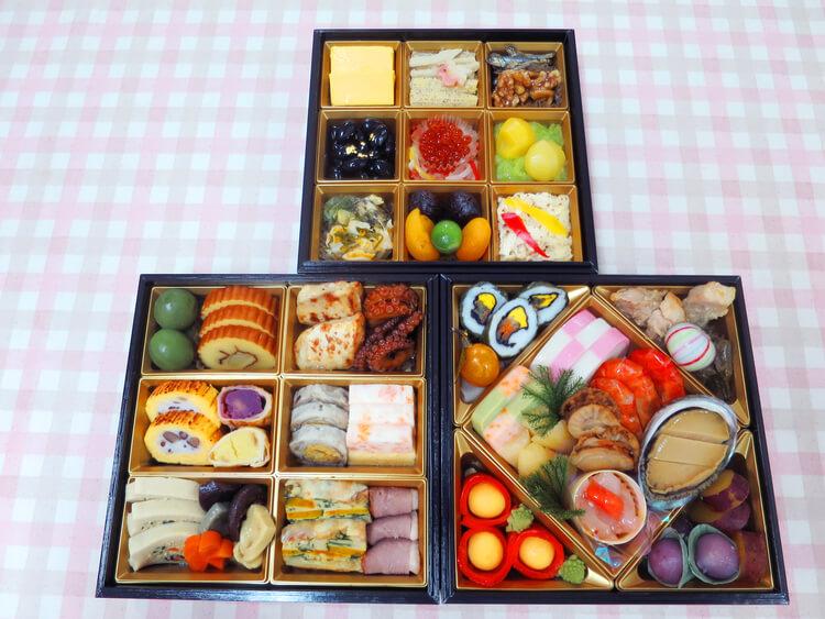 京都料亭 味ま野・おせち料理