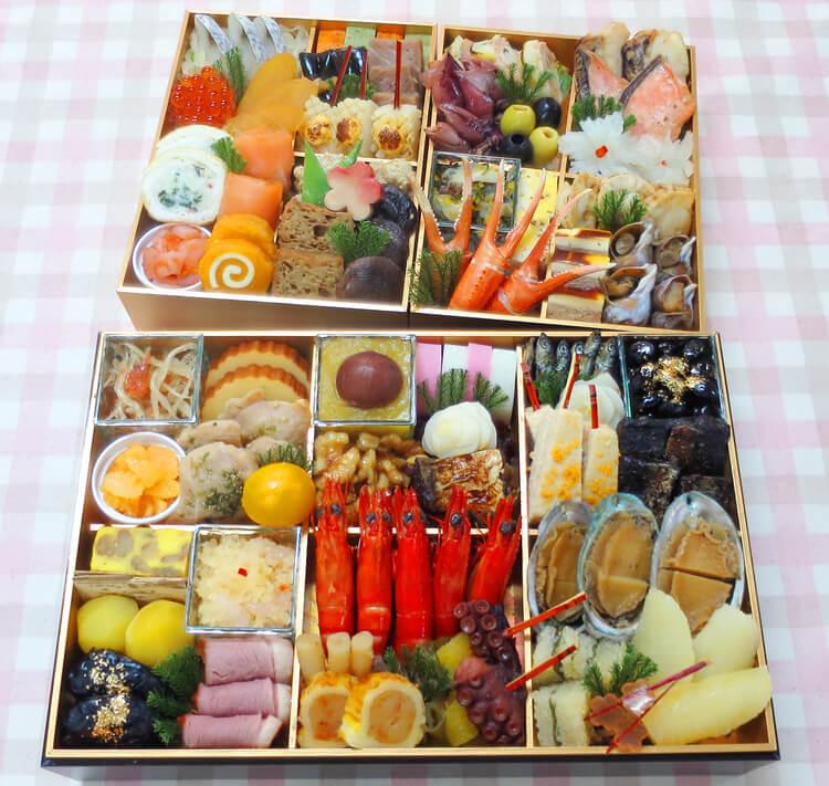 京都料亭やまの・おせち料理