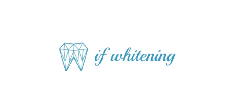 ifwhiteningロゴ