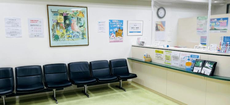 小室歯科 大阪難波診療所の院内風景